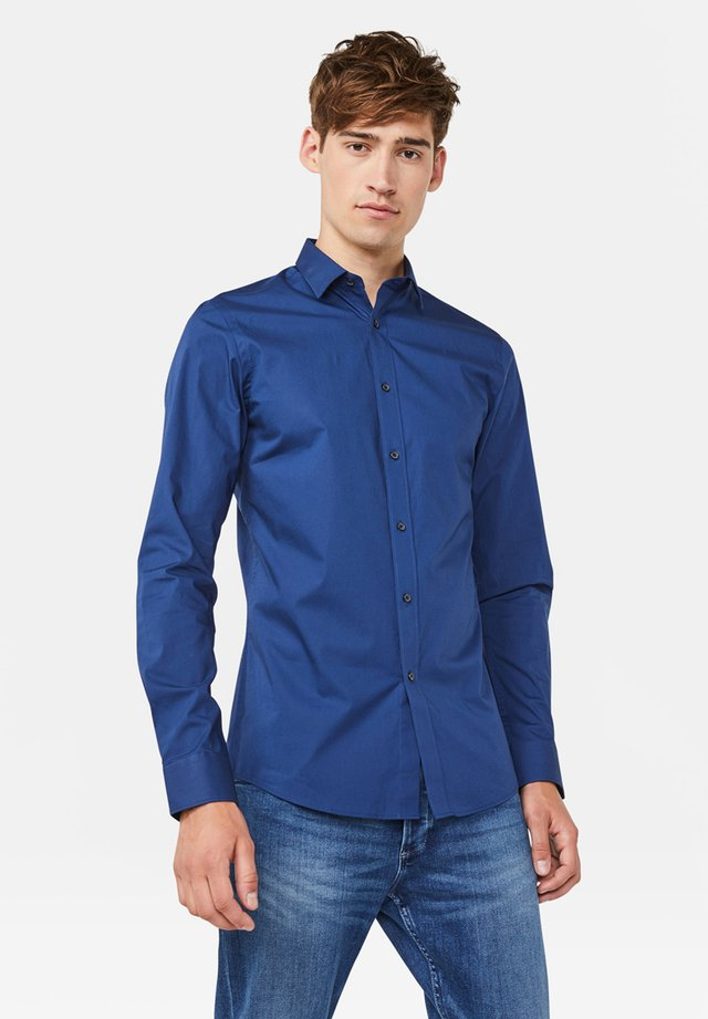 Koszula biznesowa - indigo