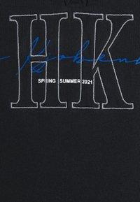 Han Kjøbenhavn - HALF ZIP - Sweatshirt - faded black - 5