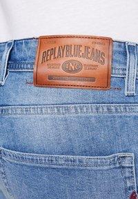 Replay - MA981 - Denim shorts - light blue - 5