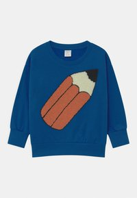 Lindex - PENCIL UNISEX - Sweatshirt - blue - 0