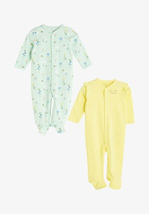 2 PACK - Jumpsuit - green