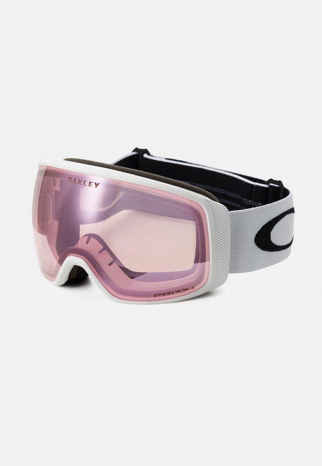 FLIGHT TRACKER XL UNISEX - Ski goggles - prizm snow/hi pink