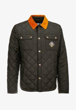 AKEN QUILT - Light jacket - sage