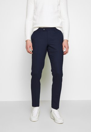 GRANT FRAME - Chino kalhoty - mid blue