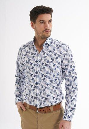 FICO  - Shirt - weiãŸ