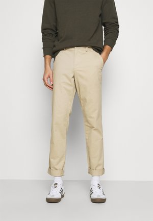 ESSENTIAL SLIM FIT - Chino - iconic khaki
