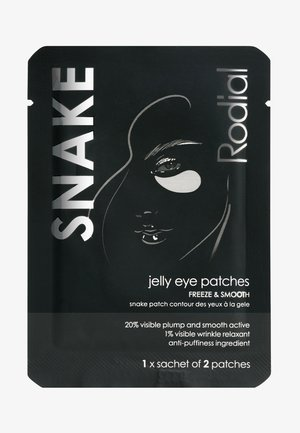 SNAKE JELLY EYE PATCHES SINGLE - Eyecare - -