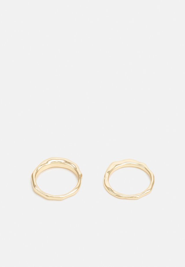 HELIN 2 PACK - Ring - gold-coloured