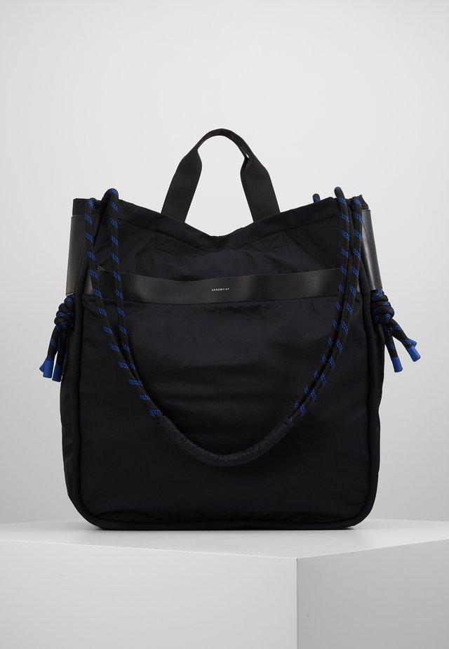 ASTRID - Shopper - black
