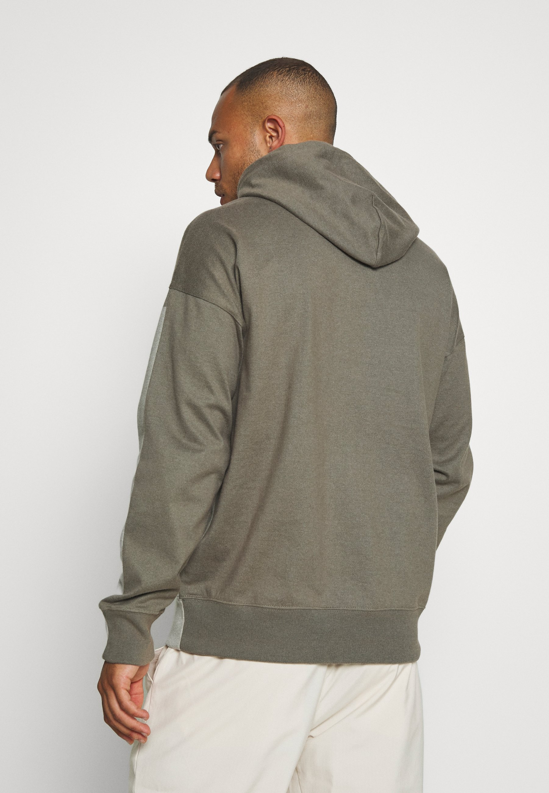 Champion ROCHESTER ECO SOUL HOODED - Sweat à capuche - taupe