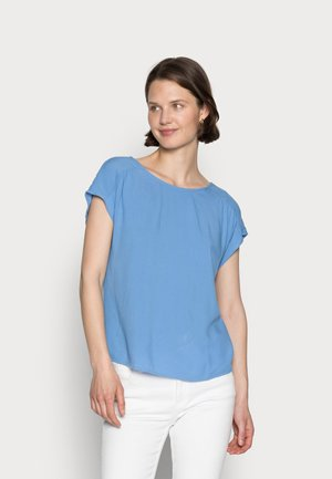 T-shirt basic - blue lagoon