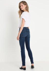 WHY7 - KATE - Jeans Skinny Fit - dark blue - 2