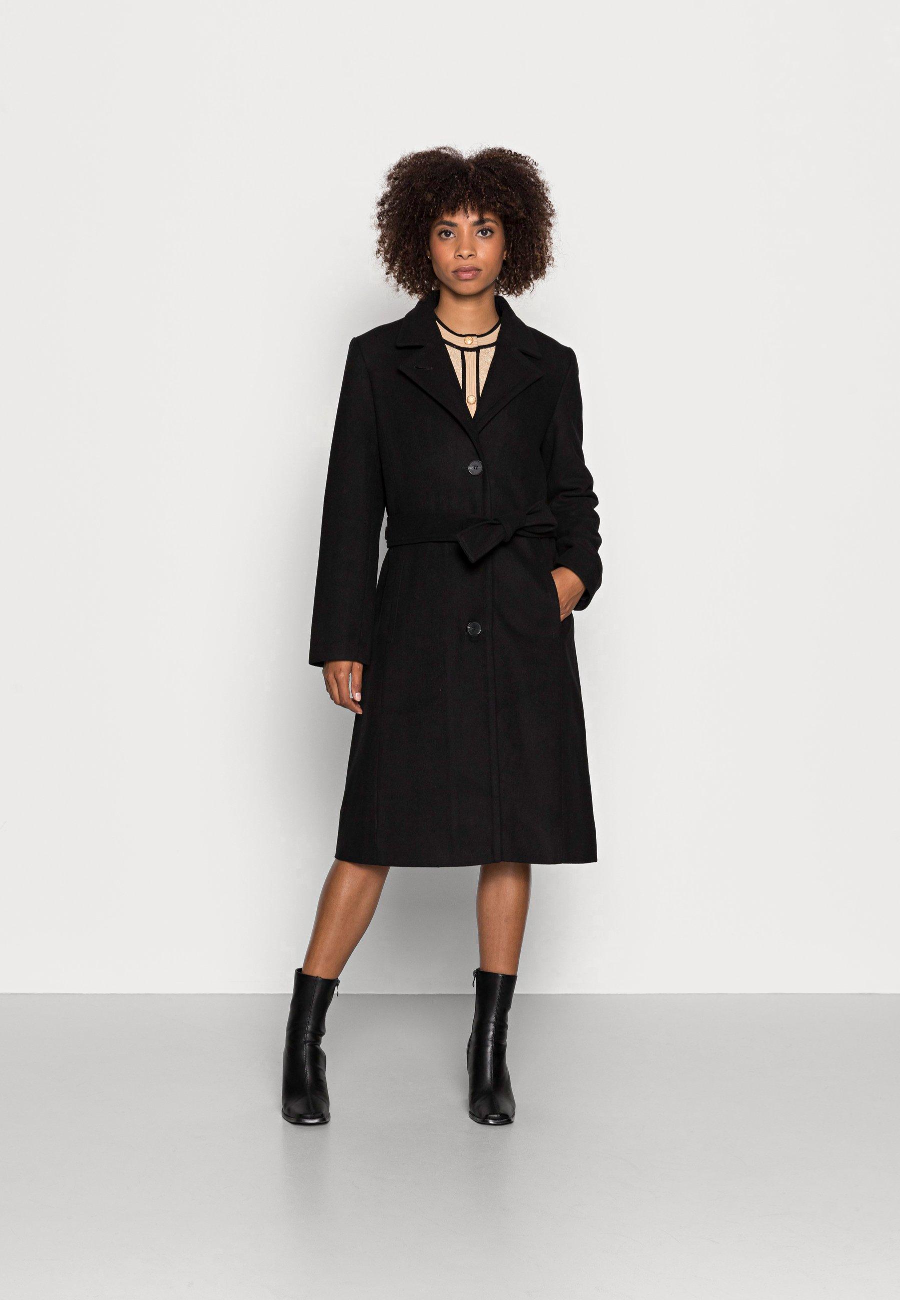 Damer CILJA LAPEL COAT - Klassisk frakke