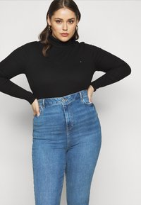 New Look Curves - Jeans Skinny Fit - mid blue - 3