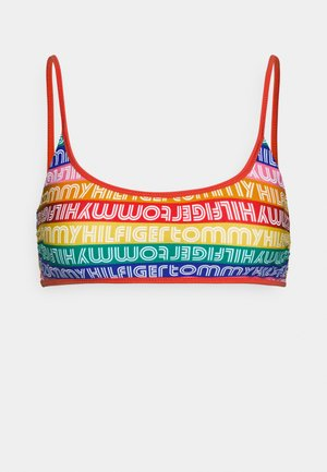 POP BRALETTE - Bikini top - multi-coloured