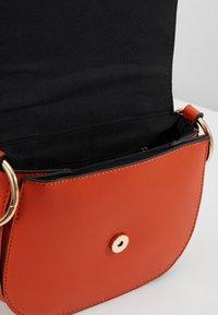 Dorothy Perkins - RING SADDLE - Across body bag - orange - 4