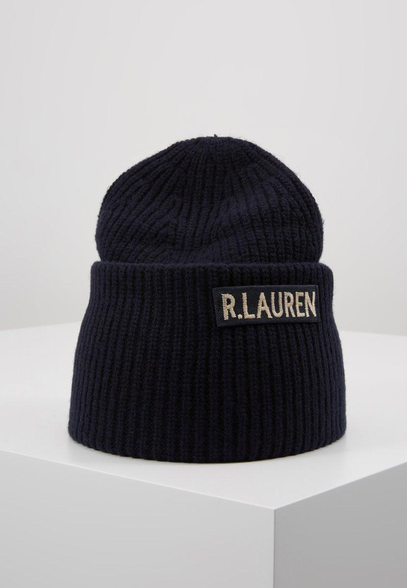 Polo Ralph Lauren - SURPLUS CUF - Mütze - hunter navy