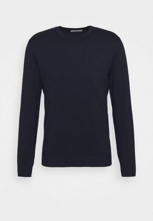 CLASSIC CREWNECK  - Stickad tröja - night
