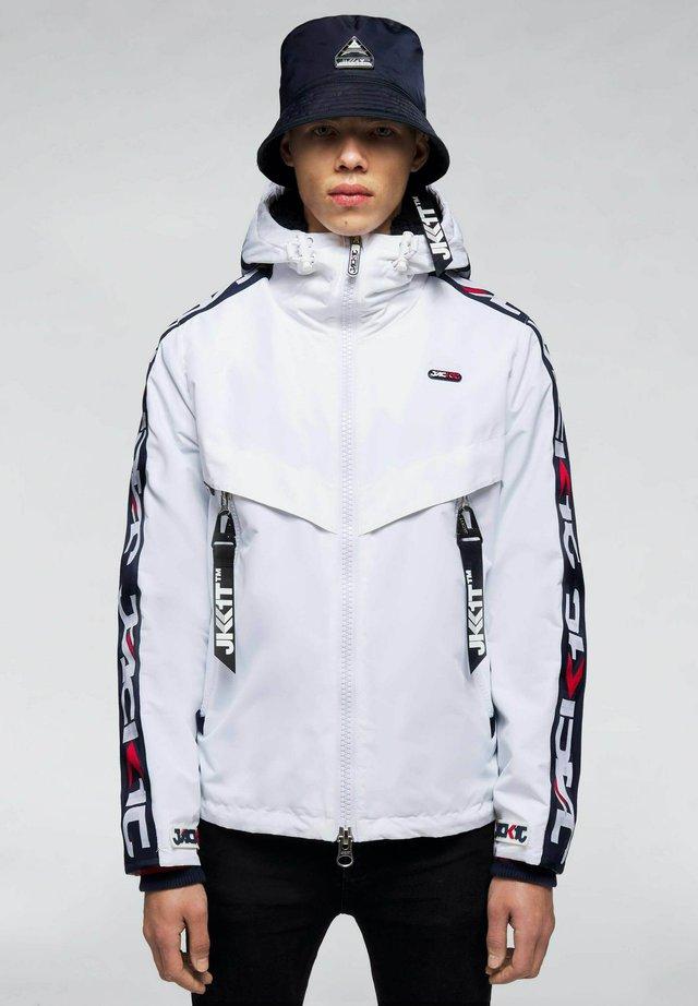 OFFSHORE - Gewatteerde jas - optic