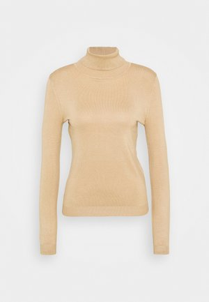 VIBOLONIA ROLLNECK - Jumper - off-white