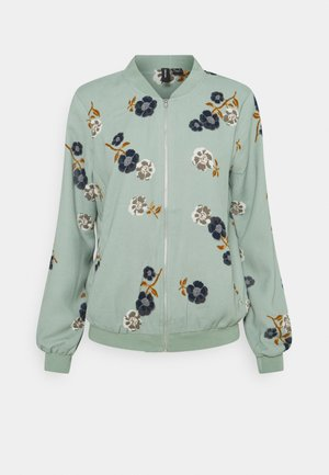 VMFALLIE - Bomber Jacket - green milieu