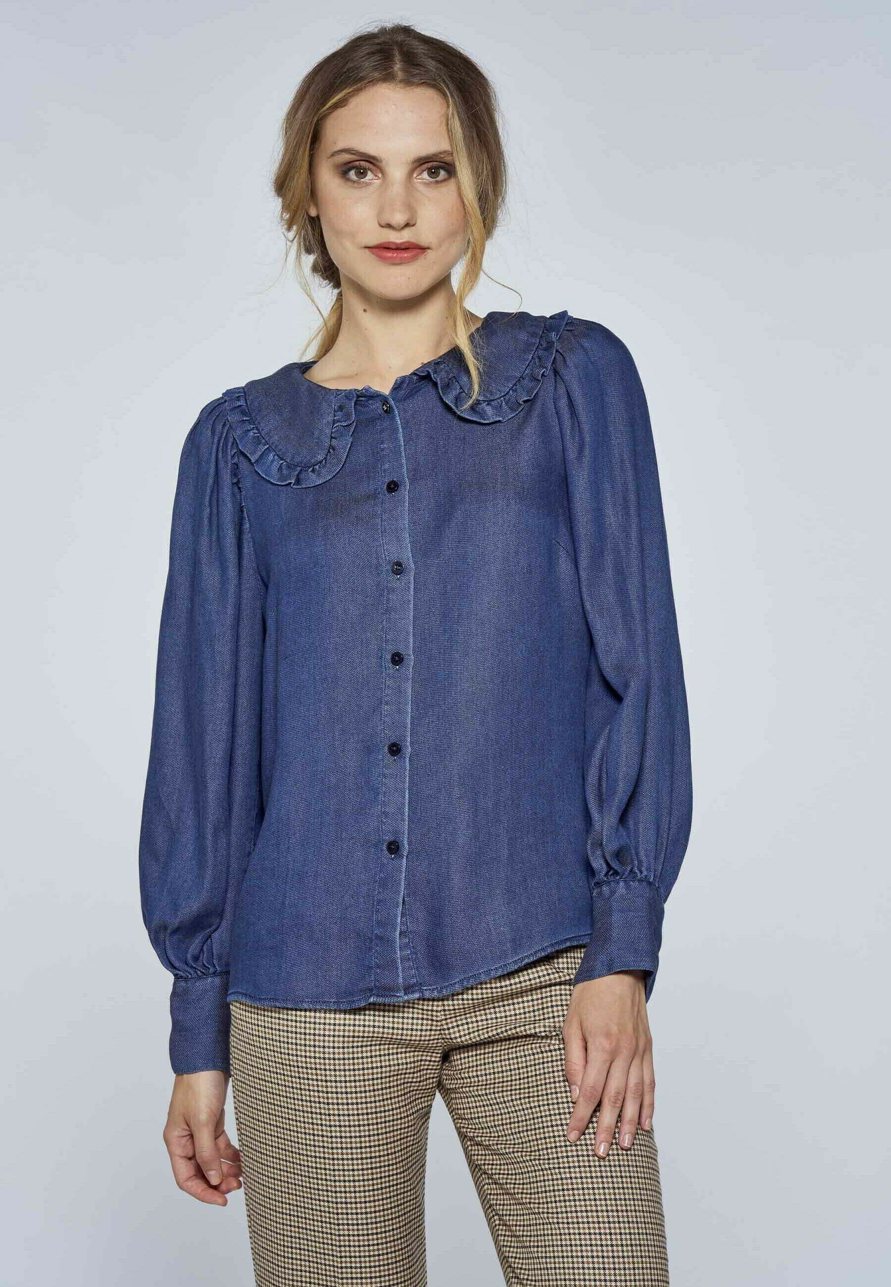 Donna LONG SLEEVES - Camicia