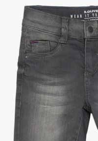 s.Oliver - Slim fit jeans - grey denim - 2