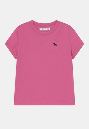 BACK CORE CREW MOOST HAVE - Camiseta básica - pink