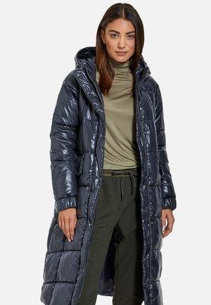 GLÄNZENDEM FINISH - Winter coat - black