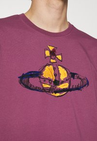 Vivienne Westwood - KID CLASSIC UNISEX - Print T-shirt - pink - 5