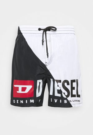 BMBX-WAVE 2.017BOXER-SHORTS - Short de bain - black/white
