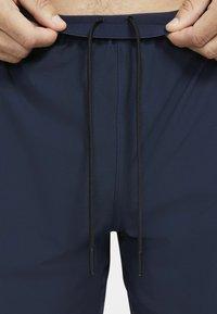 Nike Performance - SHORT - Krótkie spodenki sportowe - obsidian/(black) - 4