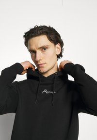 Jack & Jones PREMIUM - JPRBLASTAR HOOD - Sweatshirt - black - 3