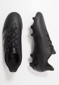 adidas Performance - PREDATOR - Moulded stud football boots - core black/dough solid grey - 0
