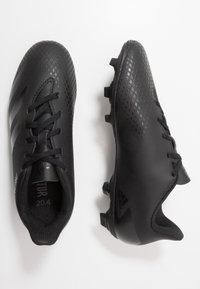 adidas Performance - PREDATOR - Voetbalschoenen met kunststof noppen - core black/dough solid grey - 0