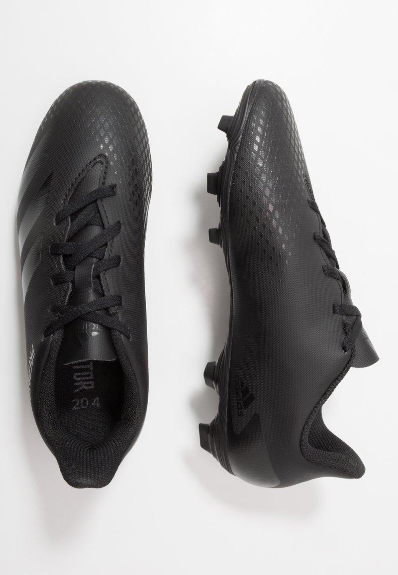 adidas Performance - PREDATOR - Voetbalschoenen met kunststof noppen - core black/dough solid grey
