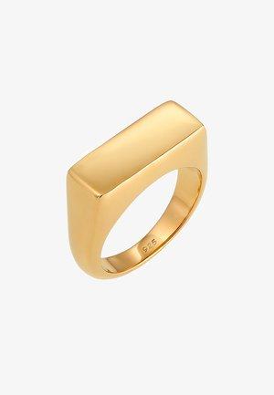 MATT GEO BASIC BLOGGER TREND - Sormus - gold-coloured