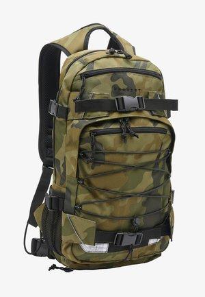 LOUIS ALLOVER  - Hiking rucksack - green