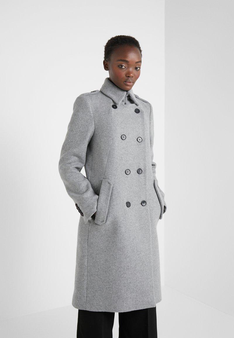 DRYKORN - BUCKEY - Płaszcz wełniany /Płaszcz klasyczny - grey