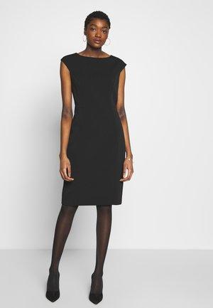 PELAGAI - Shift dress - black