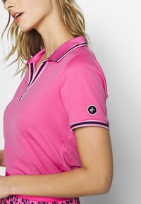 Cross Sportswear - NOSTALGIA - T-shirt z nadrukiem - heather - 5