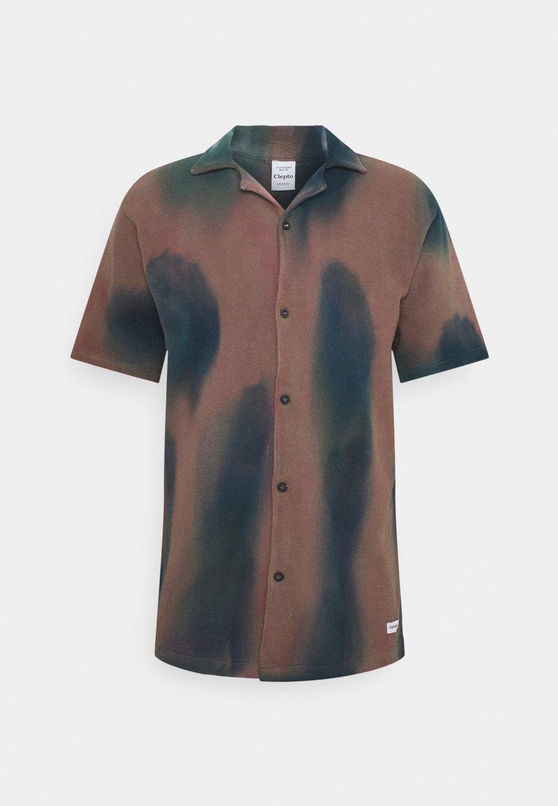 Cleptomanicx - HIPPIES - Shirt - brown