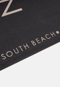 South Beach - YOGA MAT - Fitness/yoga - black/mint - 2