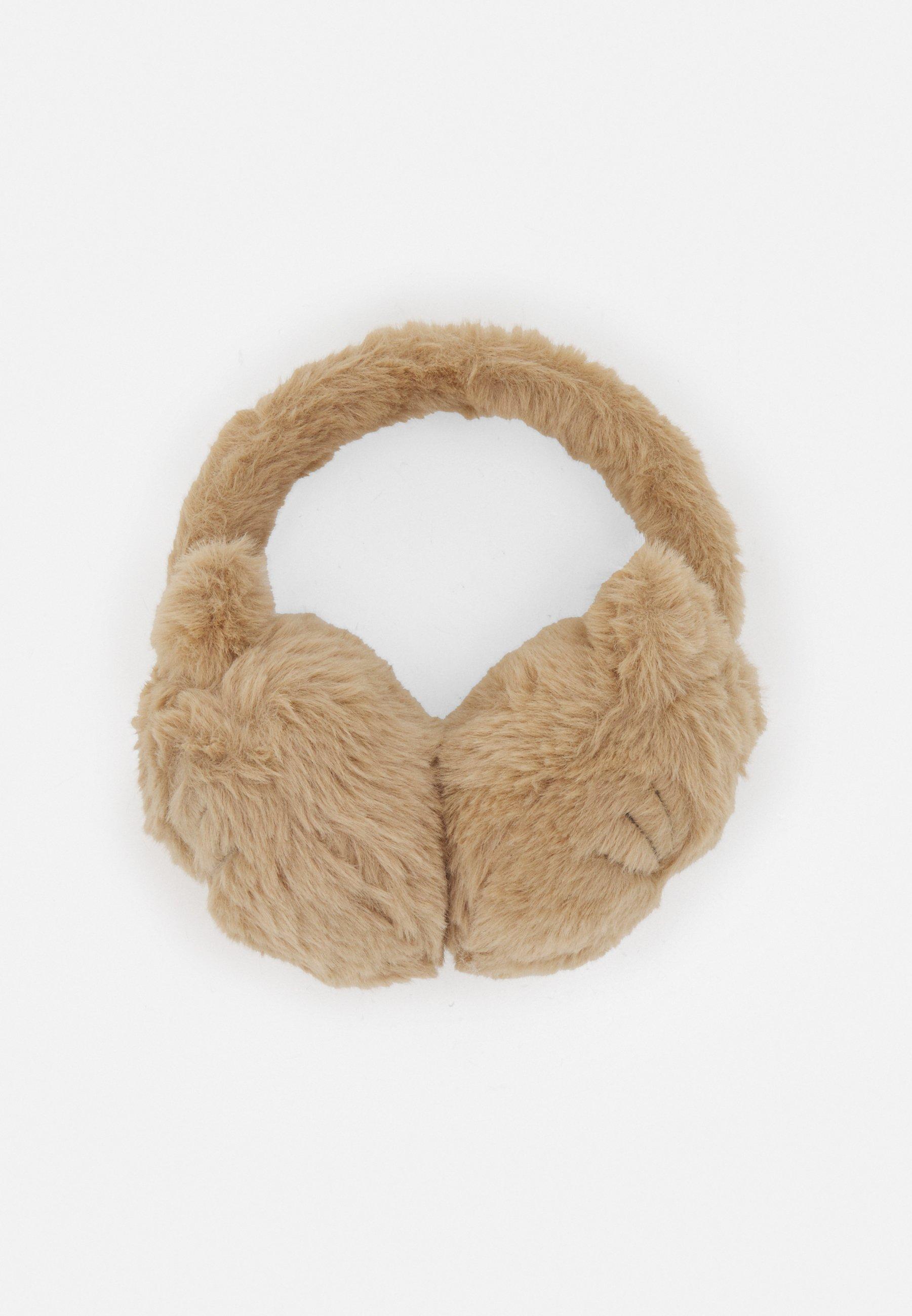 Kids EARMUFFS FUR SOLID CAT - Ear warmers