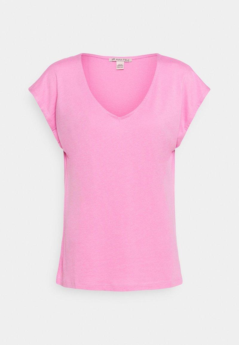 Anna Field - T-shirt basic - pink