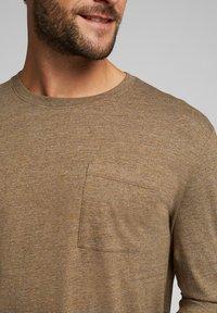 Esprit - Long sleeved top - toffee - 3