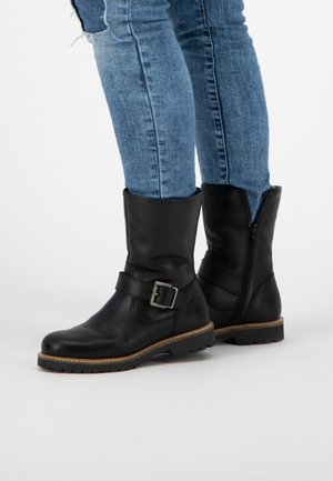 TRAVELIN AURE - Classic ankle boots - black