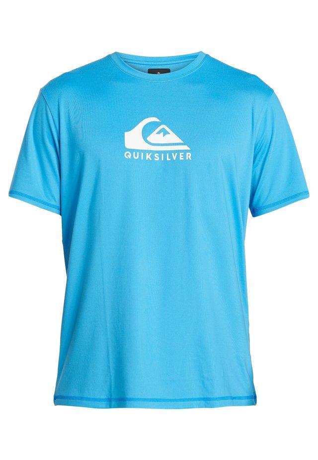 QUIKSILVER™ SOLID STREAK - KURZÄRMLIGES SURF-T-SHIRT MIT UPF 50  - T-shirt de surf - blithe