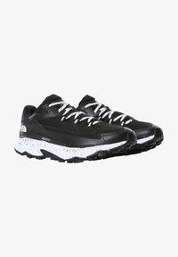 The North Face - W VECTIV TARAVAL - Chaussures de marche - tnf black/tnf white - 1
