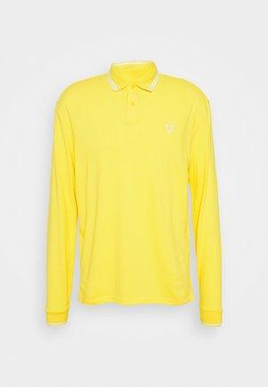 UNISEX - Polo shirt - yellow